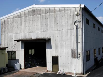 資源リサイクルステーション(リサイクル施設)