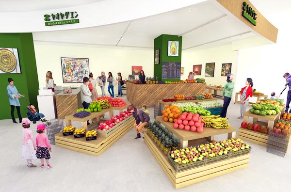 (プレスリリース)ヤオヤ ダエンprod by やおや植木商店が大分オーパに出店します